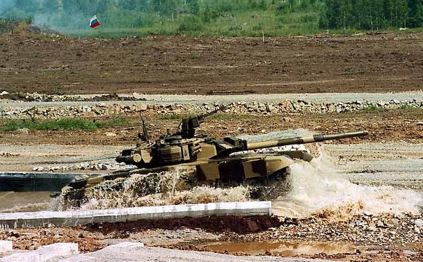 T-90 – Main Battle Tank
