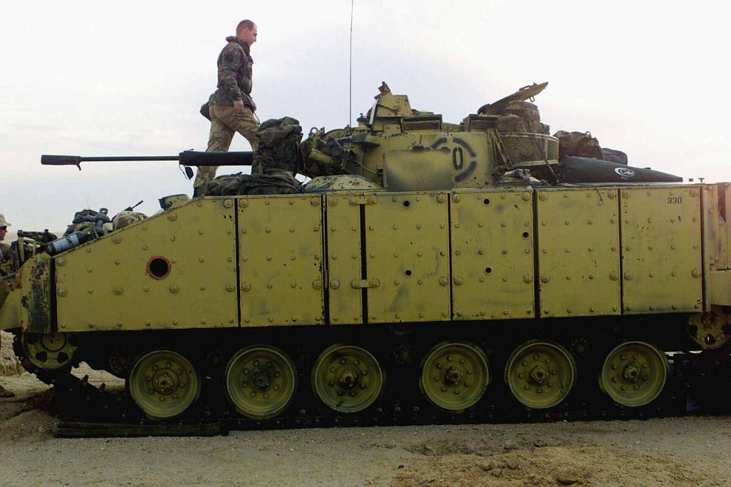 Warrior – Infantry Fighting Vehicle (IFV)