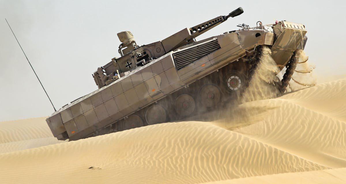 Puma Vehicle