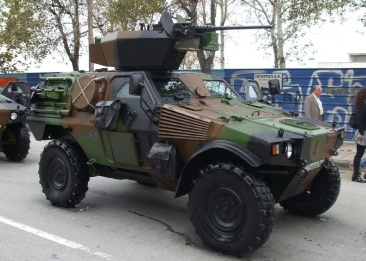 french-armoured-vehicle - | Armored Vehicles