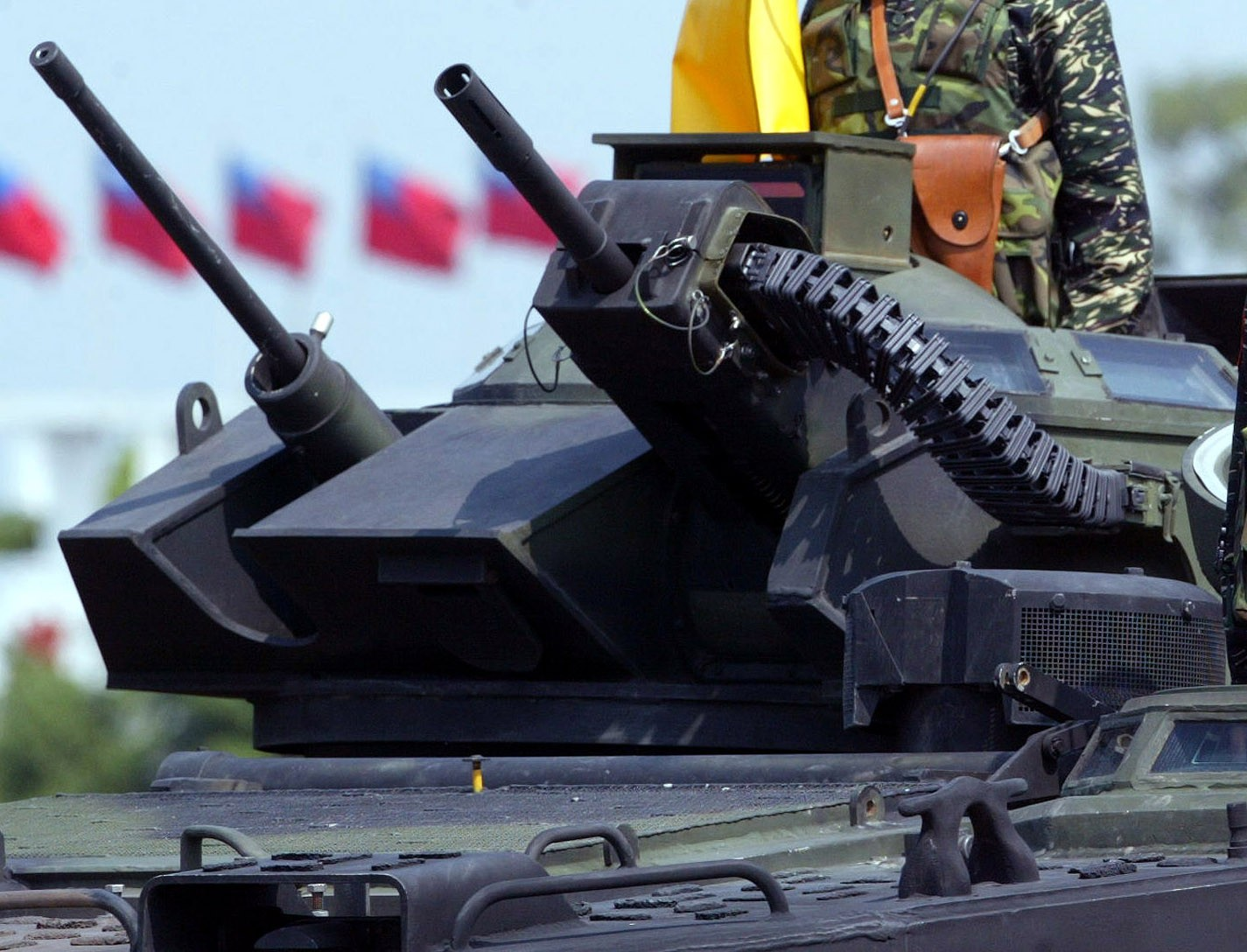 Amphibious Assault Vehicle (AAV-7A1)