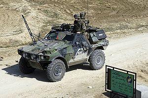 vbl in afghanistan