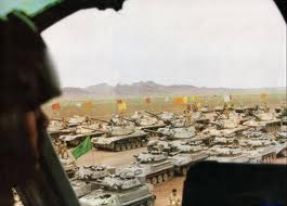 Scorpion with m60 tanks