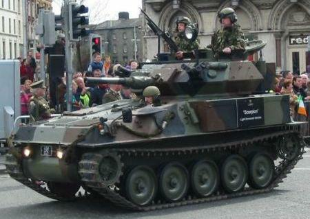 FV101 Scorpion - Armored Vehicles | Armored Vehicles