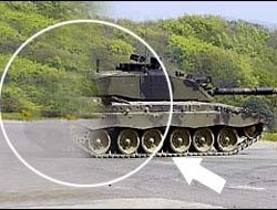 """Invisible tanks"" in 5 years from the UK"