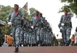 Military intervention in the Ivory Coast?