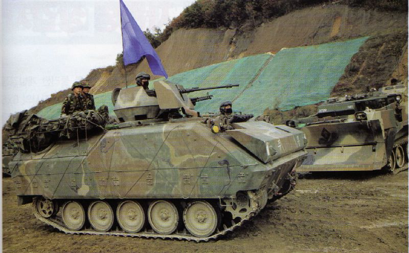 South Korean K200 series (IFV…)