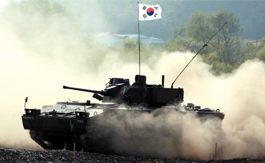 South Korean K-21 (IFV)