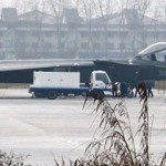 J-20 Chinese Stealth Aircraft