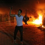 US consulate in Benghazi breached