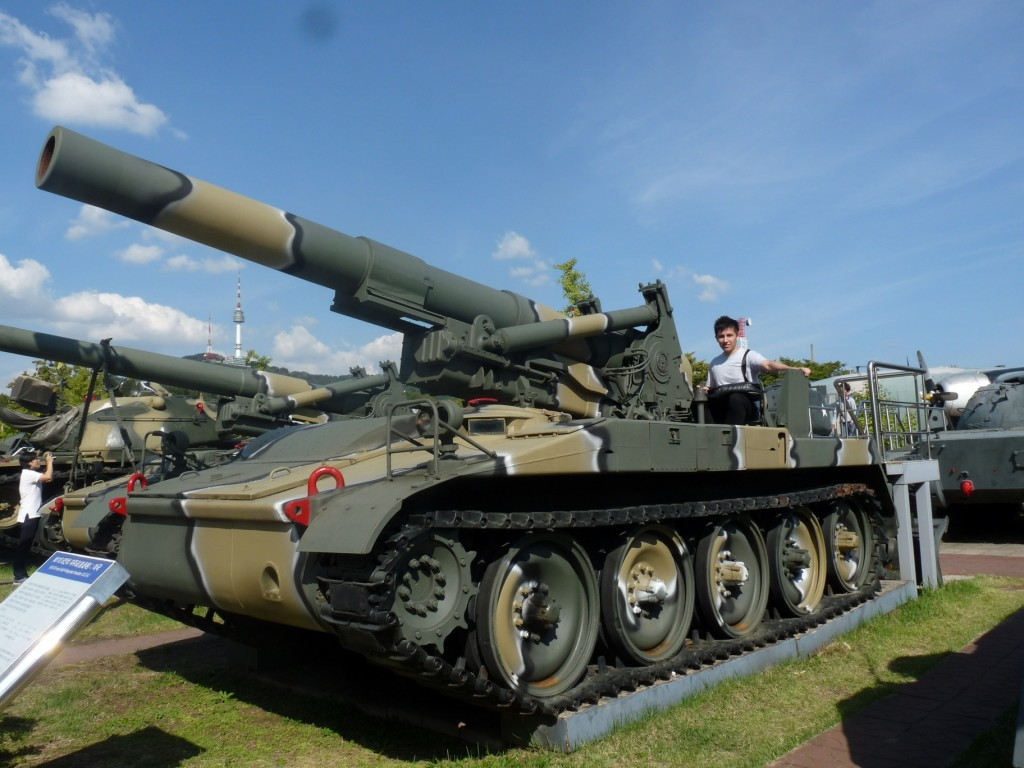 M110+Tank War Memorial of Korea - Photos | Armored Vehicles | Armored ... M110 Sniper Rifle Suppressed