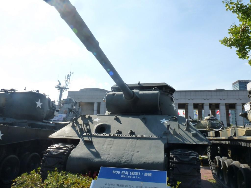M36 Tank
