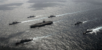 South Korea and US military drills end (