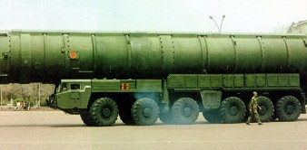 China says it will never use nuclear weapons on