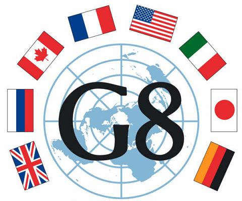 G8 condemns North Korea's nuclear threats