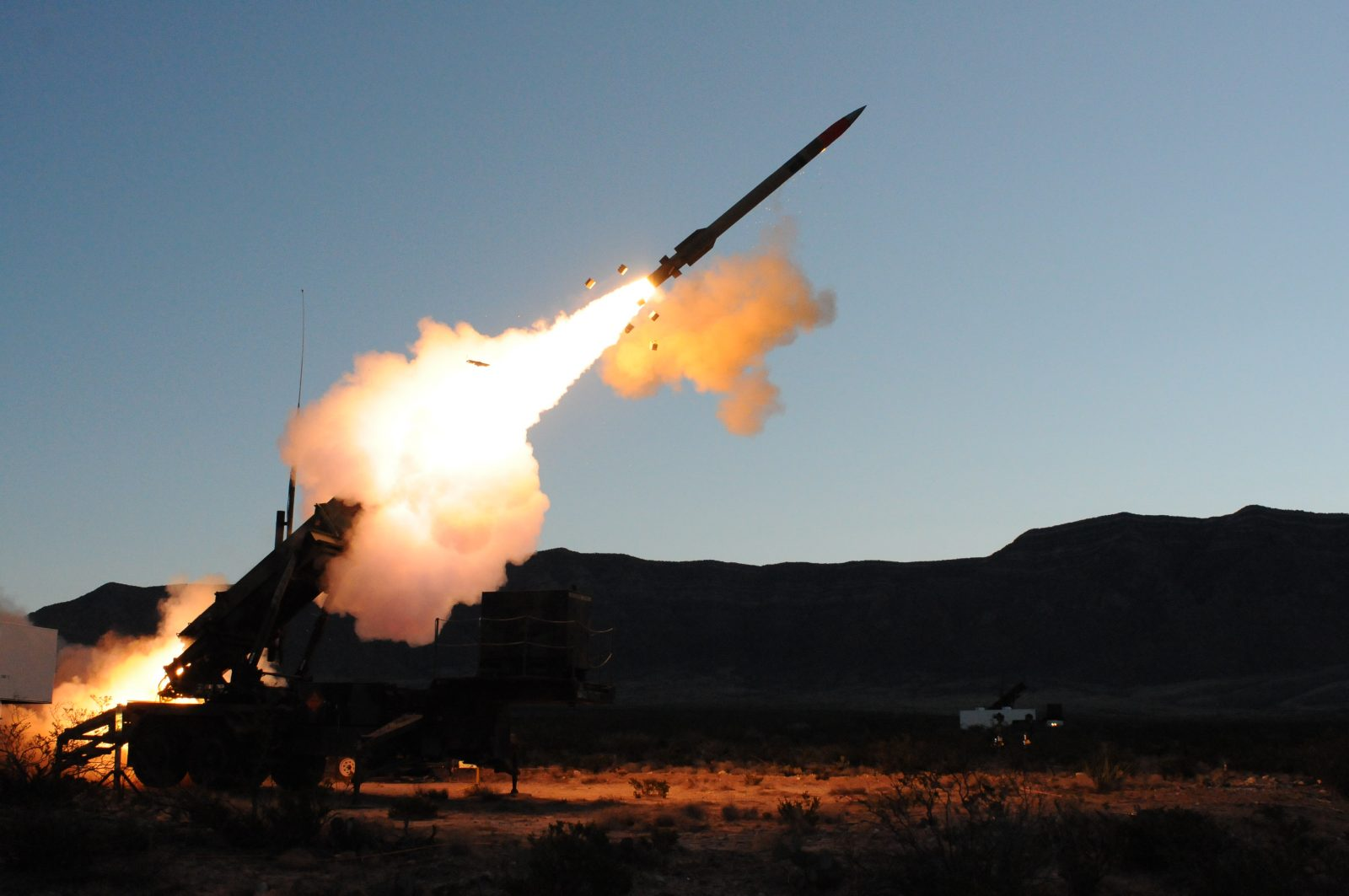 Taiwan to deploy Patriot missiles to its south