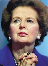 Margaret Thatcher dies, following a stroke