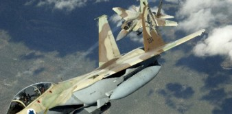 Update: Israel confirms attacks on Syrian soil
