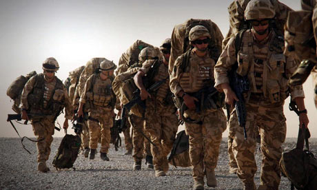 Royal Marines - Helmand Province