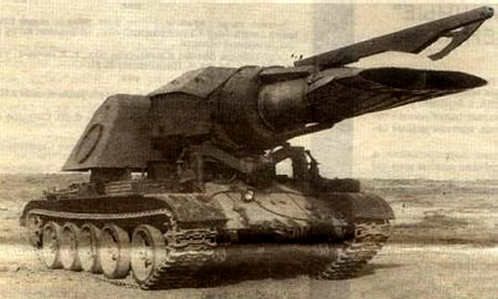 Russian Experimental Tanks