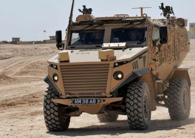 ocelott armored vehicle
